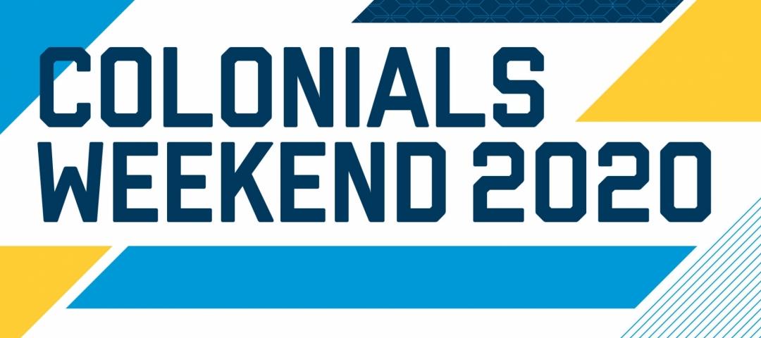 Colonials Weekend 2020