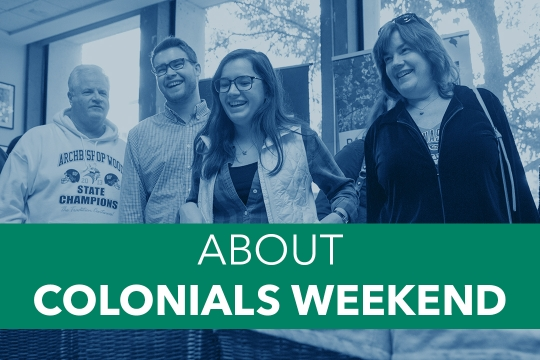 About Colonials Weekend